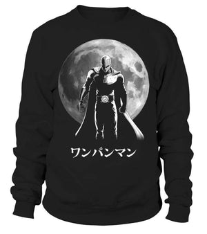 Pull Classique - Sweat Classique One Punch Man Saitama Moon