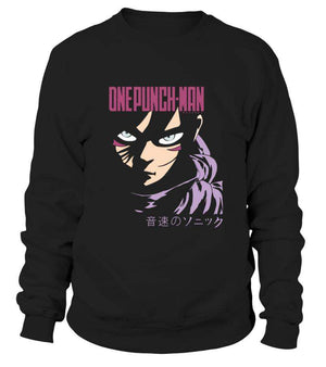 Pull Classique - Sweat Classique One Punch Man Sonic