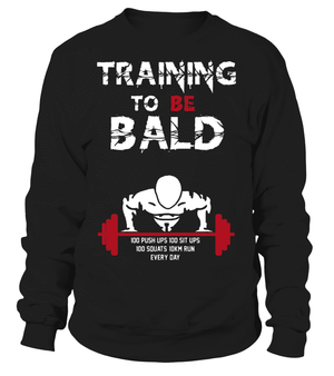 Pull Classique - Sweat Classique One Punch Man Training To Be Bald