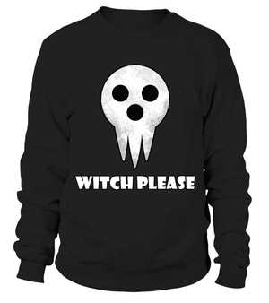 Pull Classique - Sweat Classique Soul Eater Witch Please