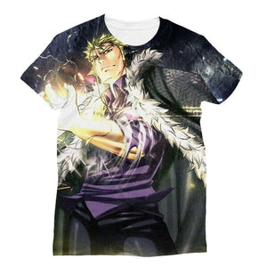 T Shirt 3D - T Shirt All Over Fairy Tail Laxus