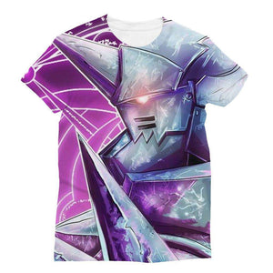 T Shirt 3D - T Shirt All Over Full Metal Alchemist Alfonse