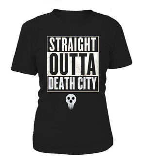 T Shirts Femme - T Shirt Femme Soul Eater Out Of Death City