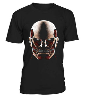 T Shirts Homme - T Shirt Attack On Titans Colossal Titan