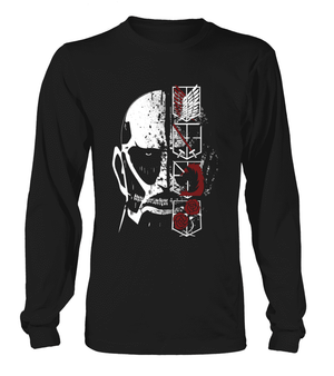 T Shirts Homme - T Shirt Attack On Titans Colossal Titan 2
