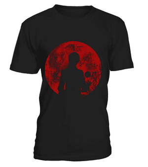 T Shirts Homme - T Shirt Death Note Light Moon