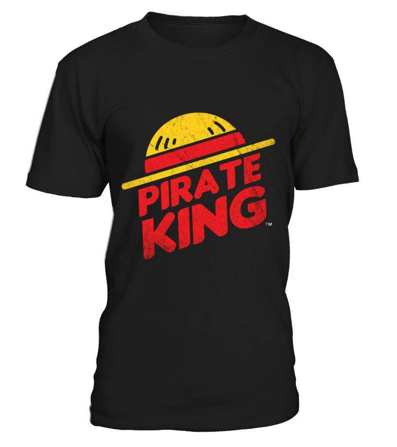 T Shirts Homme - T Shirt One Piece Pirate King