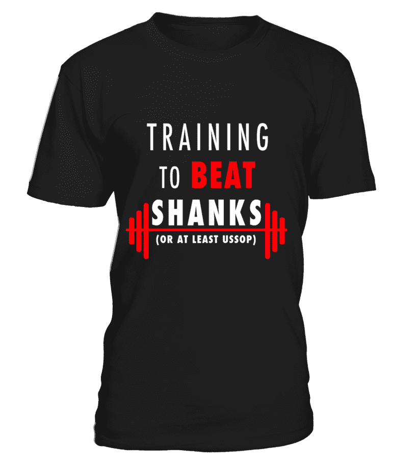 T Shirts Homme - T Shirt One Piece Training To Beat Shanks