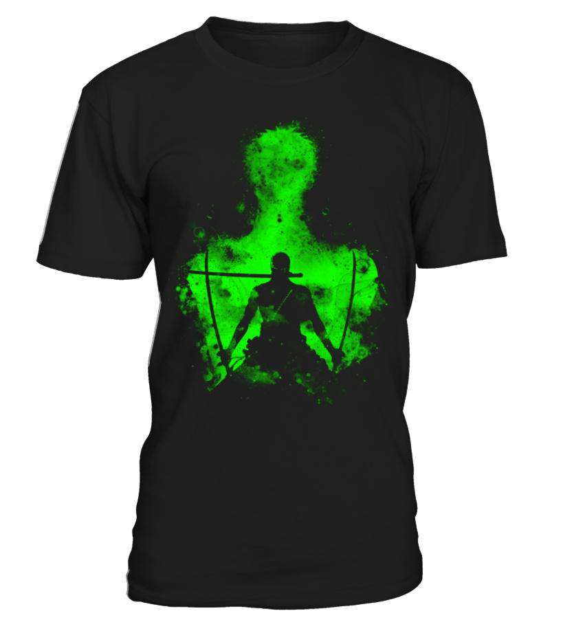 T Shirts Homme - T Shirt One Piece Zoro Legend