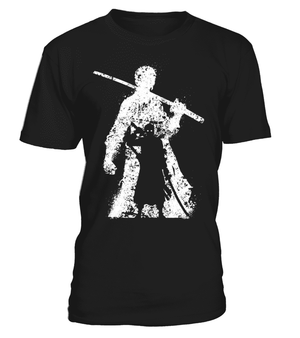 T Shirts Homme - T Shirt One Piece Zoro Shadow