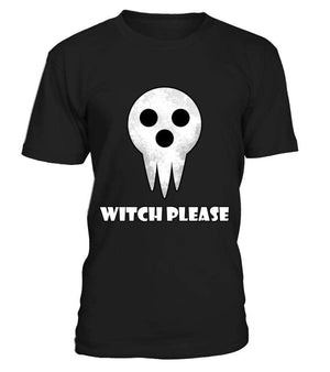 T Shirts Homme - T Shirt Soul Eater Witch Please