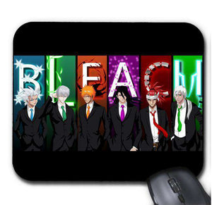 Tapis De Souris - Tapis De Souris Bleach Power Team