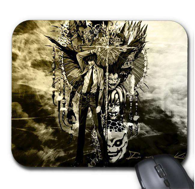 Tapis De Souris - Tapis De Souris Death Note Light