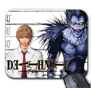 Tapis De Souris - Tapis De Souris Death Note Ryuku X Light