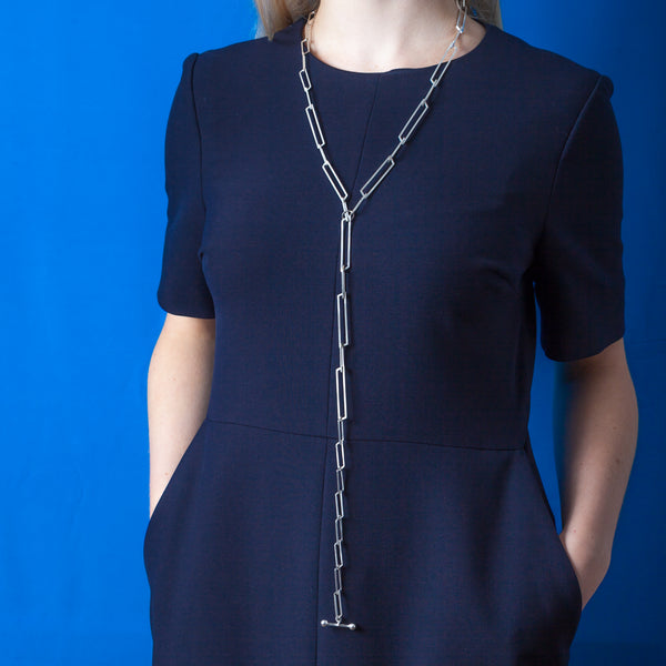 Lariat Necklace - Albert 21 - Design 29