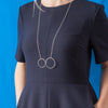 Necklace - Shape on Shape - Just circles