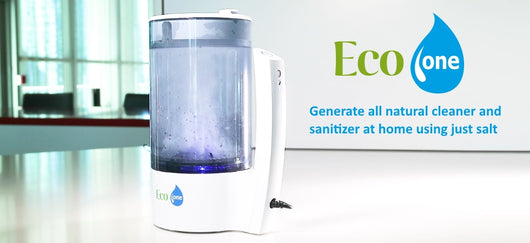 ECO 1  Electrolyzed Water Generator