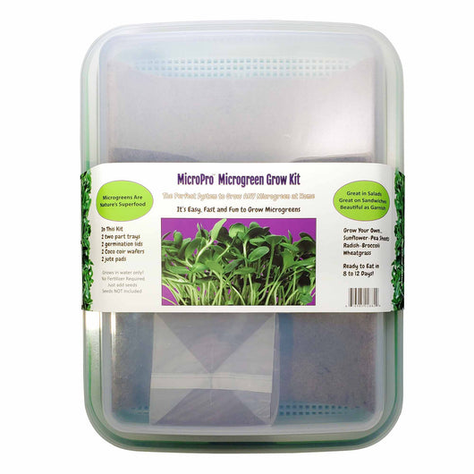 MicroPro Microgreen Growing System