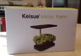 The MicroFarm - Indoor Hydroponic Growing System Lettuces, Herbs and More