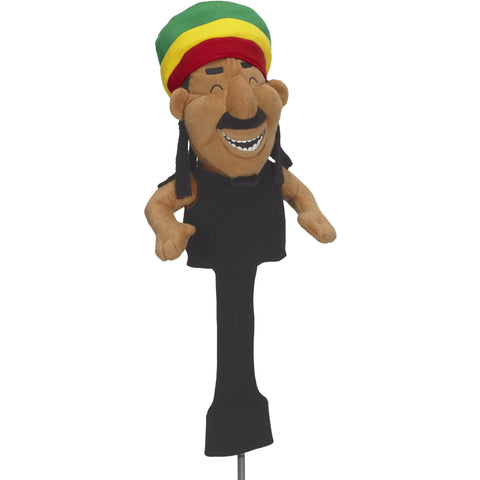 Rasta Man Head Cover (44277)
