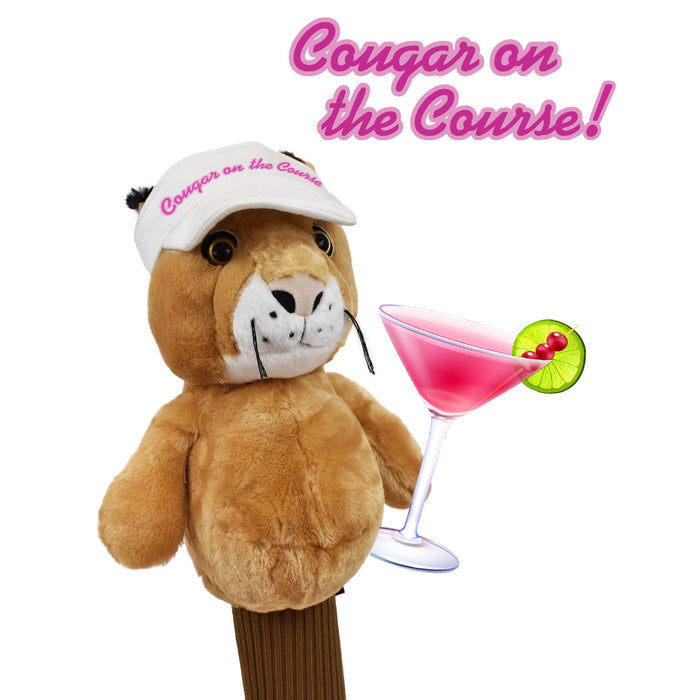 Cougar on the Course