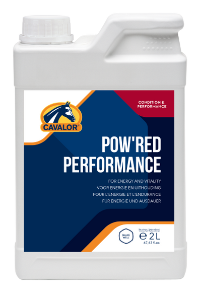 Cavalor Pow'red Performance 2ltr