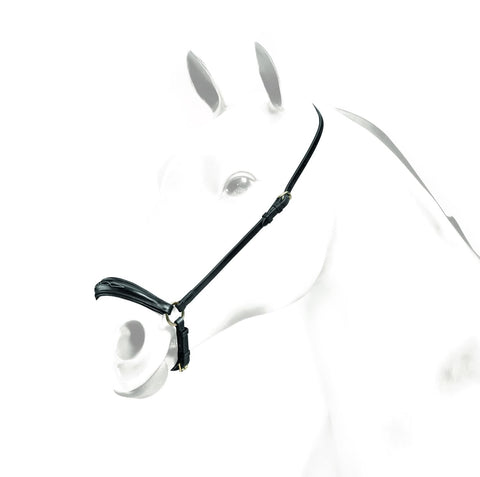 Equipe Drop Noseband with Stitch Detail (BR18)
