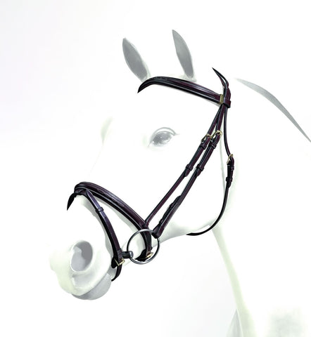 Emporio Flash Bridle with Stitch Detail (BRE06)