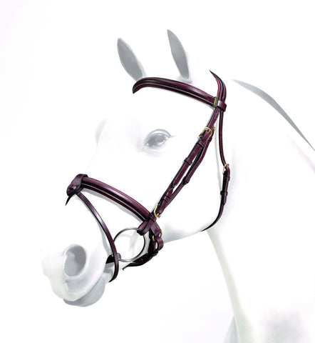 Emporio Bridle with Removable Flash (BRE08)