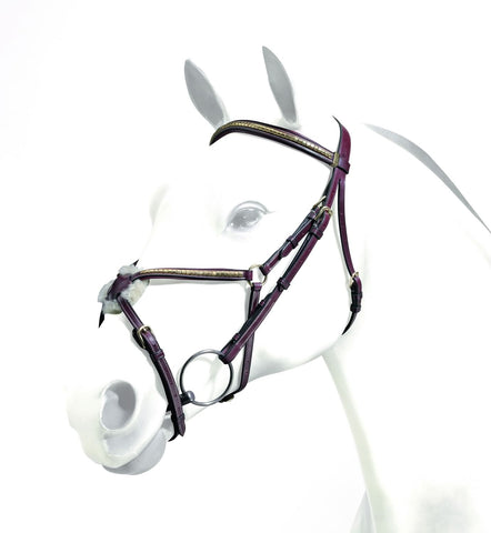 Emporio Clinchered Grackle Bridle (BRE14)