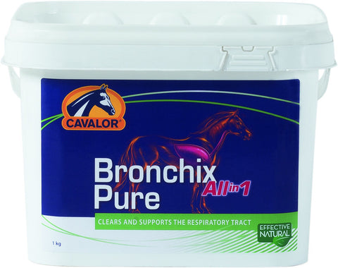 Cavalor Bronchix Pure: All-in-one