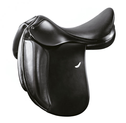 "Equipe Emporio Mono Dressage 17"" Medium/Wide Black"