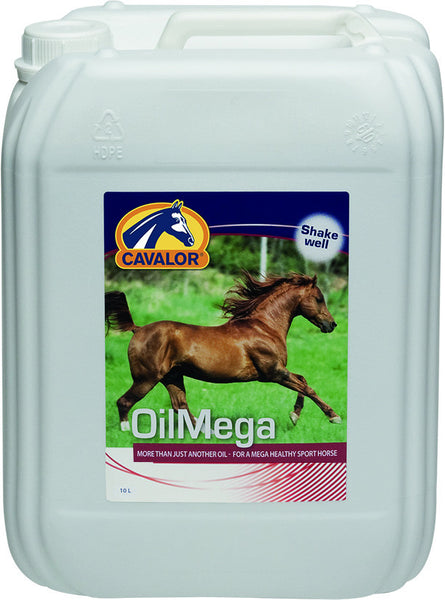 Cavalor Oil Mega 10ltr