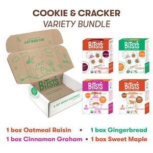 Variety (Vegan) Snack Bundle