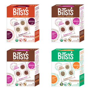 Bitsy's Good Cookie snack bundle