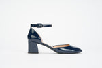 Hortense 55 Navy Blue