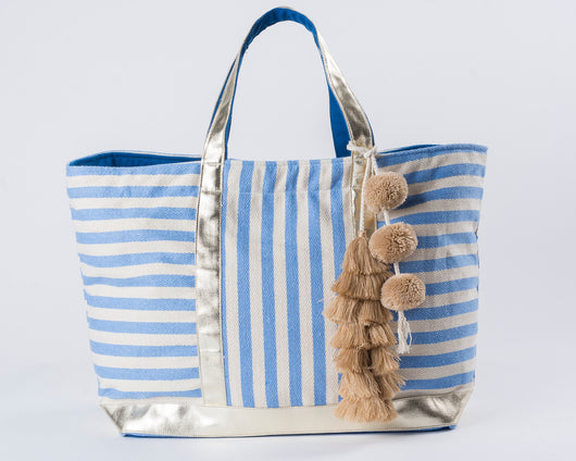 Nautical Beach Tote - Maris DeHart