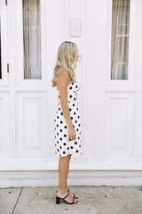 Polka Dot Moment Sundress