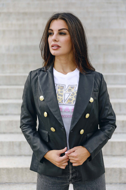 Cool Girl Business Blazer