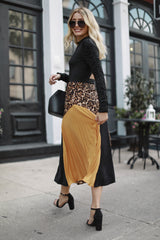 Party Animal Pleated Skirt