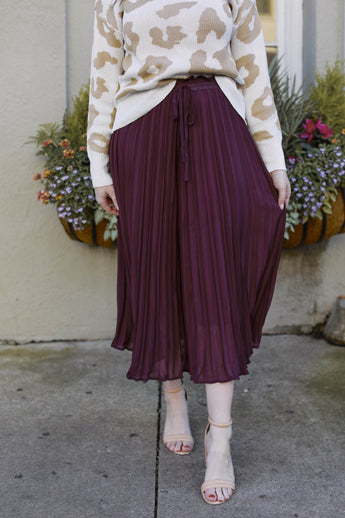 Perfectly Pleat Pants