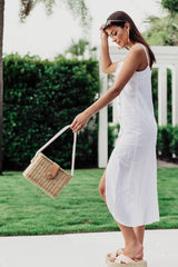 Mia Wicker Bag - Maris DeHart