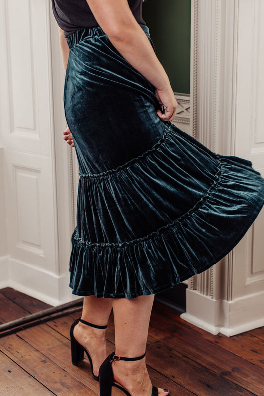 Eve Skirt - Maris DeHart