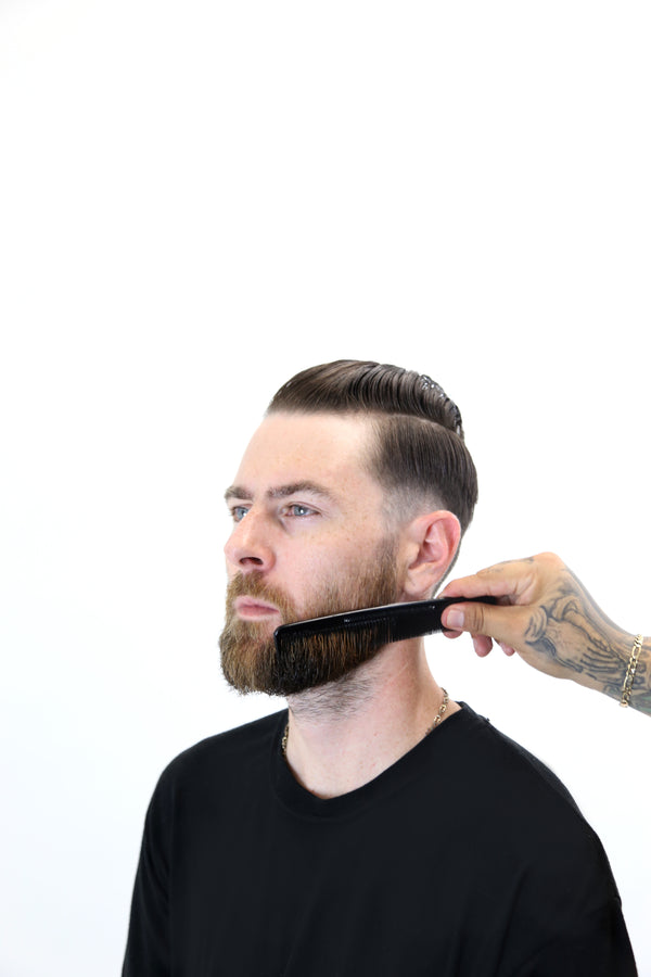 How to style with Gel Pomade • Combover
