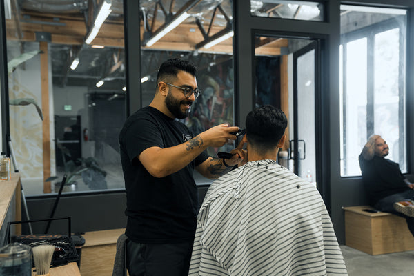 Service & Supply Barber Shop - Interview