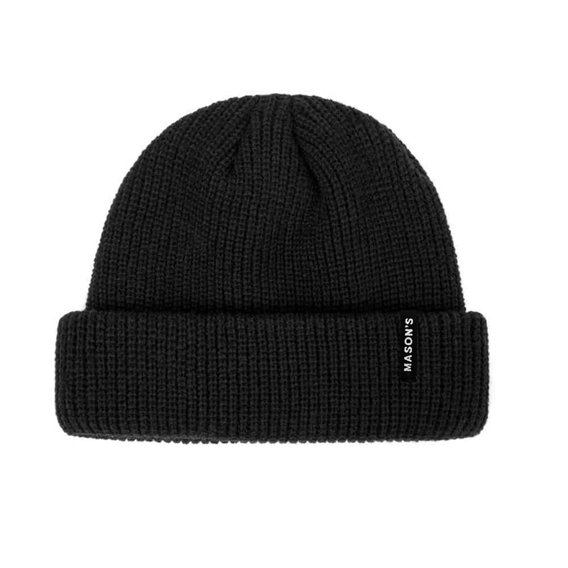 Short Top Fisherman Beanie