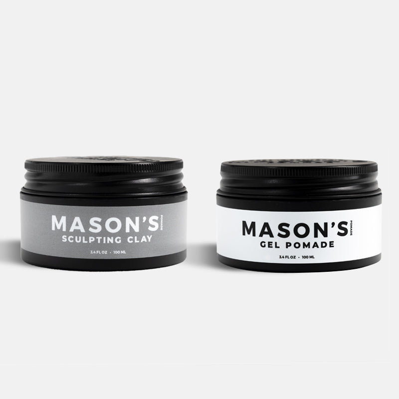 Sculpting Clay & Gel Pomade