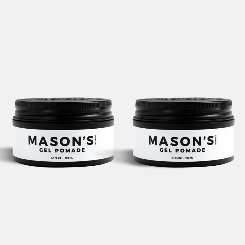 Gel Pomade - Set