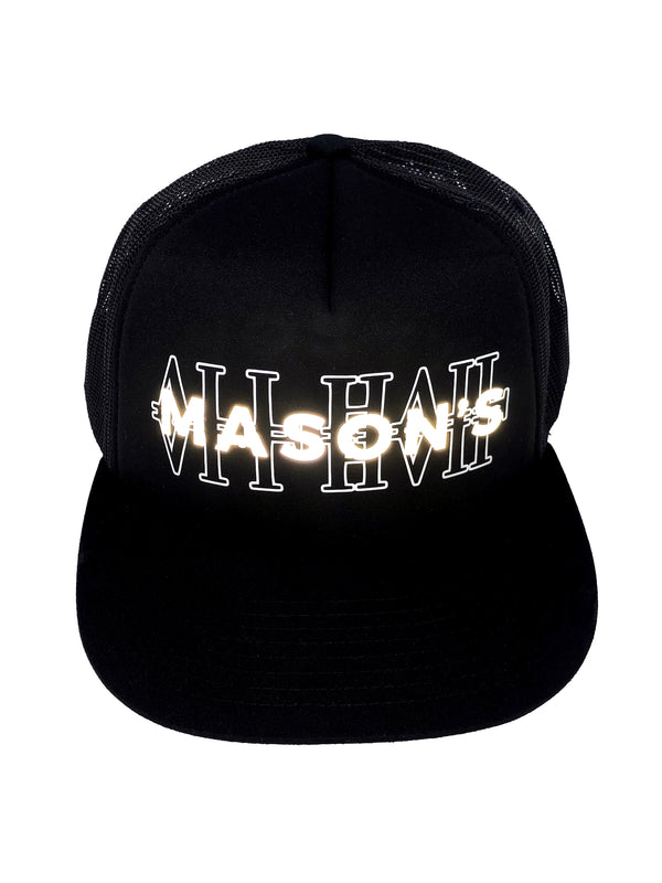 ALL HAIL x MASON'S POMADE HAT