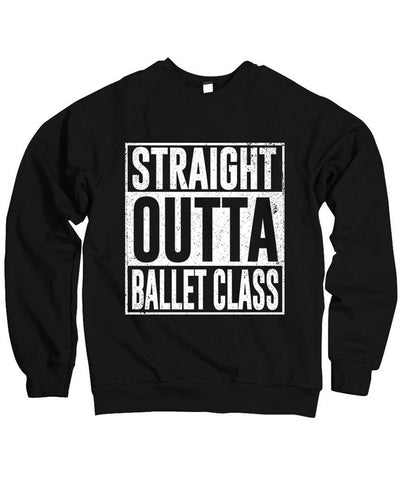 Belle Princess 'STRAIGHT OUTTA' Crewneck